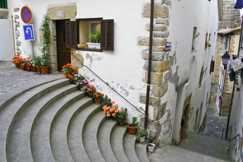 Detalle casas típicas